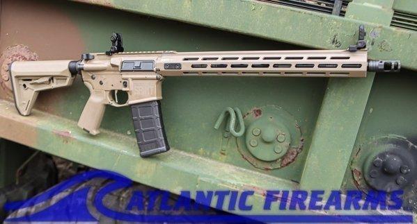 Springfield Armory Saint Victor AR15 Rifle FDE- STV916556F