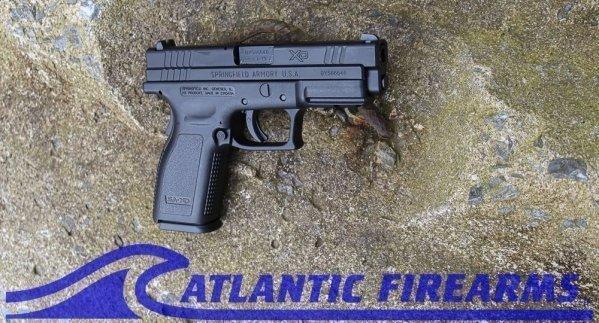Springfield XD9 9MM Service Pistol- XD9101