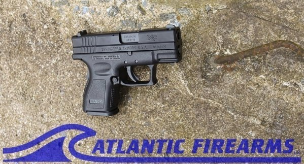 Springfield XD9 Defender Sub Compact 9MM Pistol-XDD9801