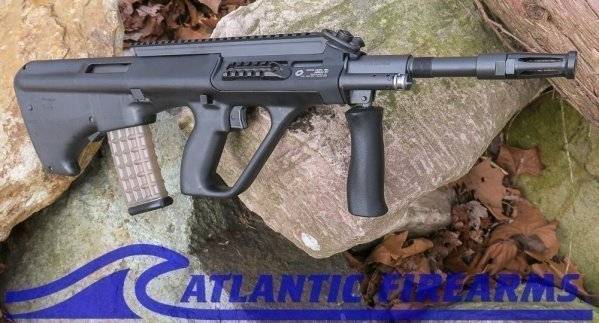 STEYR AUG-A3 M1 Black Extended rail