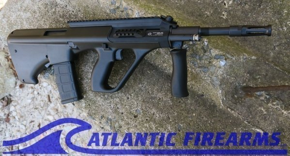 STEYR AUG-A3 M1 Black Nato Extended rail