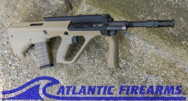 STEYR AUG-A3 M1 MUD Extended rail