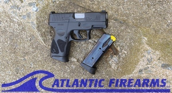 Taurus G3C 9MM Optic Ready Pistol- 1G3CP931