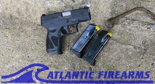 Taurus G3c 9mm Pistol-1G3C931