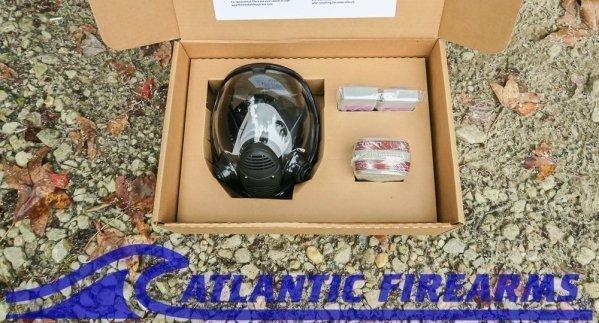 The BreatheSafe Respirator / Gas Mask Kit - BulletSafe