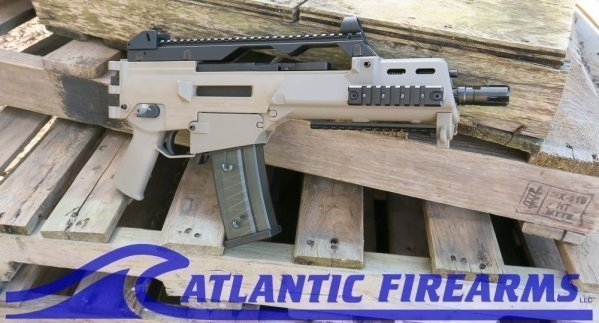 Tommy Built Tactical T36C Pistol-FDE