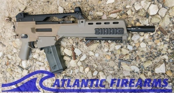 Tommy Built Tactical T36K Pistol-FDE