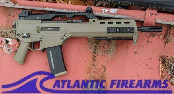 Tommy Built Tactical TG36KP Pistol- FDE