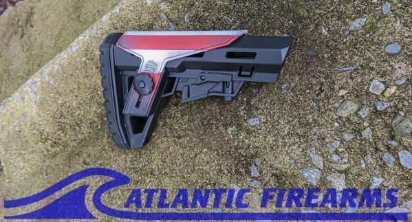 Typhoon Defense  Collapsible Stock- American Flag