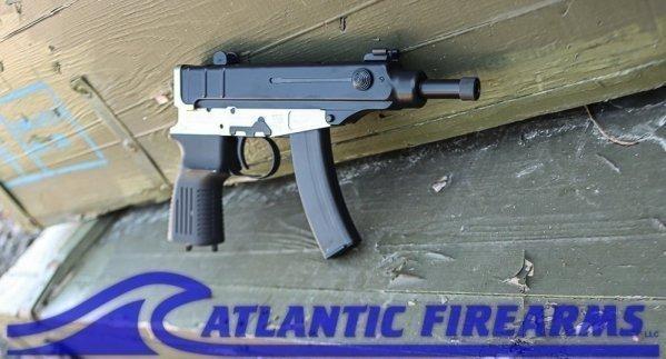 VZ 61 Pistol 7.65 Nickel-Czechpoint