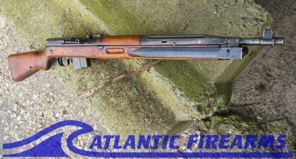 VZ52 Semi Auto Rifle Czech Surplus C & R Eligible