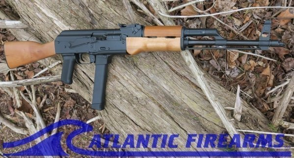 WASR-M  AK47 Rifle 9mm- RI3765N