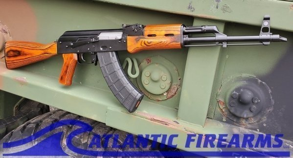 WBP Fox AK47 Rifle Russian Sunburst