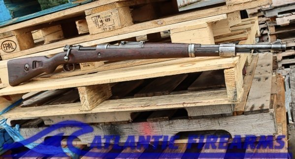 Yugo M98 Mauser Rifle-Surplus