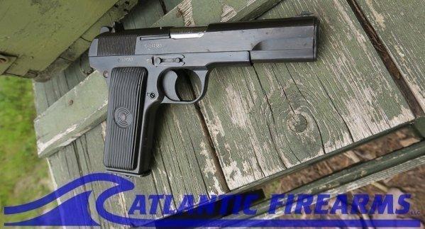 Yugoslavian M57 Tokarev Pistol -Zastava 7.62x25 Military Surplus