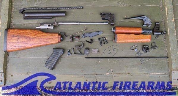Yugoslavian M70 AK47 PARTS KIT FIXED STOCK