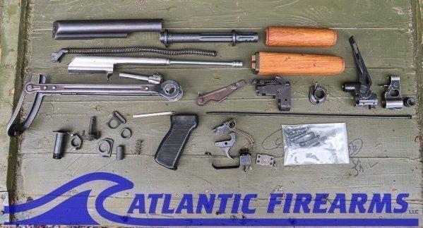 Yugoslavian M70 AK47 PARTS KIT FOLDING STOCK
