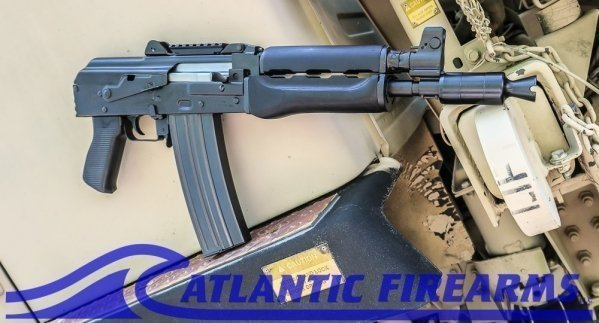 Zastava Arms USA ZPAP85 Pistol w/ Optic and Rear Rail